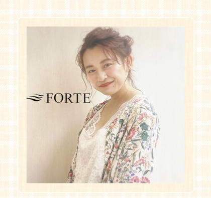Forte所属の八木萌佳