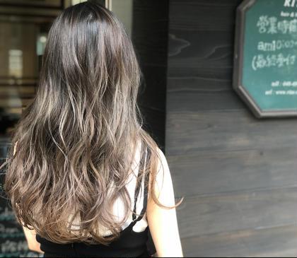 Hair&Beauty RITA所属のオチアイユウカ