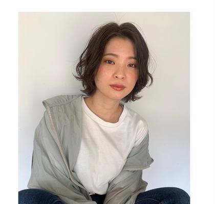 ungu hair labo所属の森 帆奈美(モリ ホナミ)