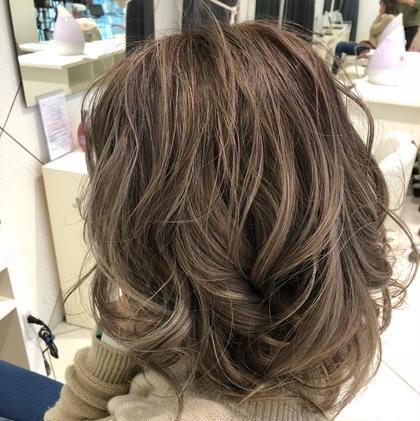 hair&make earth   大船店所属の大澤優樹