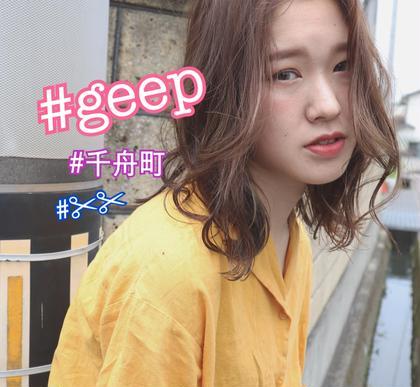 hair circle geep所属の柳井萌花