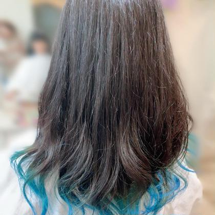 Lights hair所属のS MANAMI