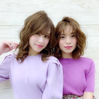 ヘアメイクWiLL江坂店所属の山口実咲