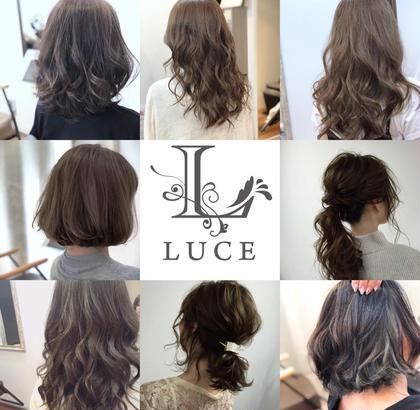 Hair&NailLuce所属のfujimotoaya