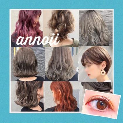 annoii店所属のannoii_hair & eye