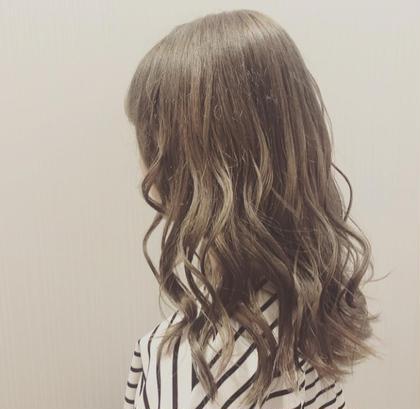 Hair&BeautyRITA蕨店所属の❁⃘ちだり さ ❁⃘