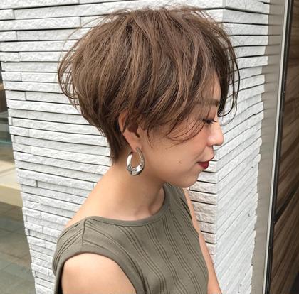 TONI&GUY静岡サロン所属の海野健造