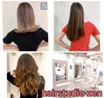 hair studioZen所属の秋山友貴