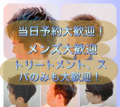 produce橋本店所属のmen'sカットプロ佐藤健太