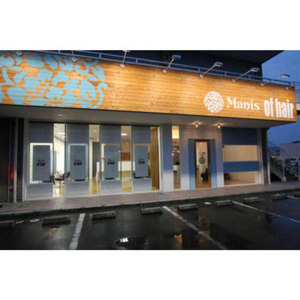 Manis of hair 醍醐店所属の大伴 笑美