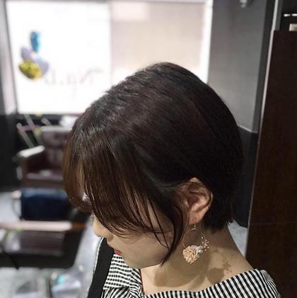 HairdesignNa.B所属のジユン.지윤.