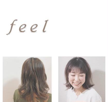 吉祥寺 美容室 feel所属のkawabemaiko