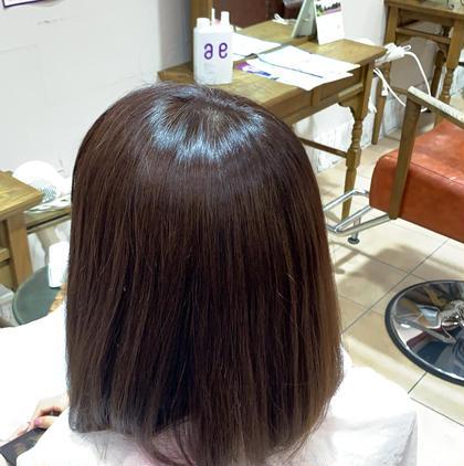 hair&makeMorrow所属の鶴野響斗