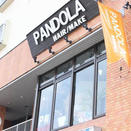 PANDOLA美容室所属の井澤結希
