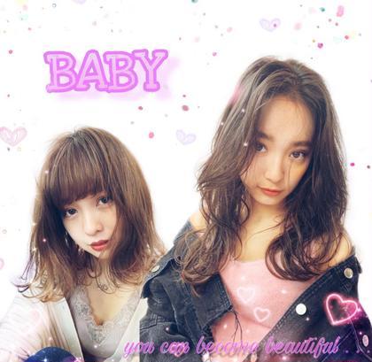 BABY/THEATER所属の💜モテ髪ヘアNatsuki💜