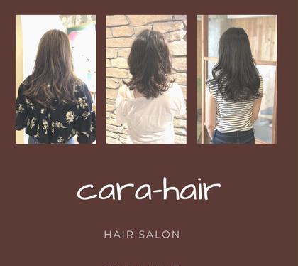 cara-hair【カーラヘアー】所属の比嘉一喜