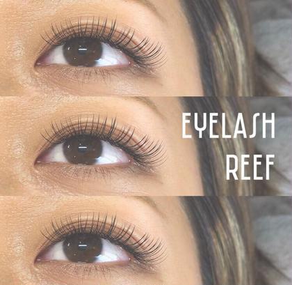 eyelashReef所属のeyelashReef