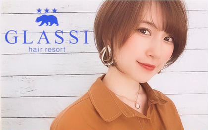 GLASSI所属の田中彩