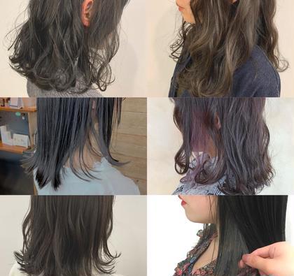 Aust hairBennu所属のHashimotoMaina