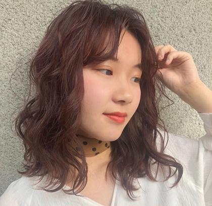 ViENNA   HAIR所属の髙橋彩