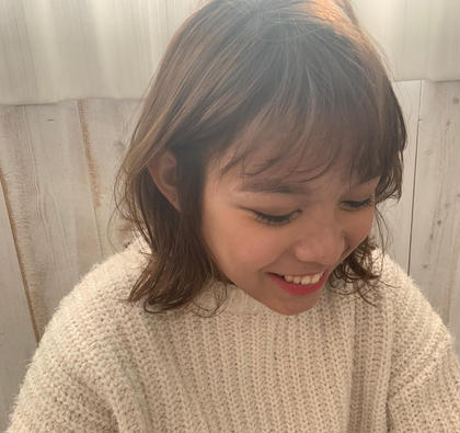 hairmission伊丹店所属の戸川文野