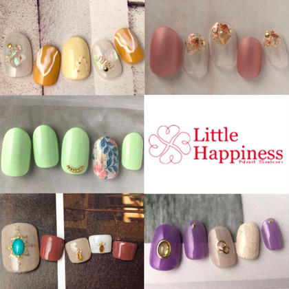 Little Happiness所属のAZUSA TAN