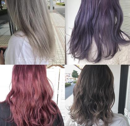 hairdesignGLITTER所属の宇田萌実