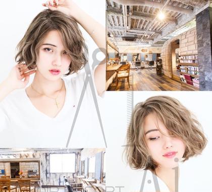 hairresortAi上野店所属の中山歩香
