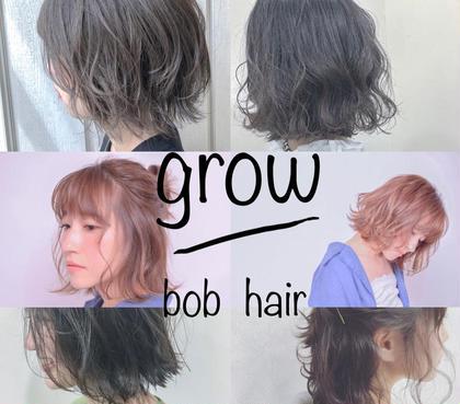 grow溝の口店所属のSHINBA.