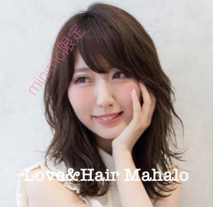 Love&HairMahalo所属の廣瀬凌雅
