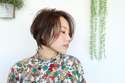 apartmenthair所属の井上妙子