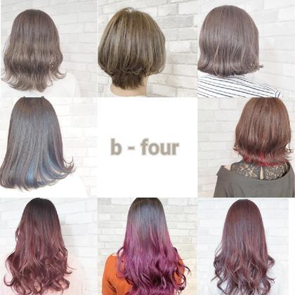 b - four所属の世羅朱梨