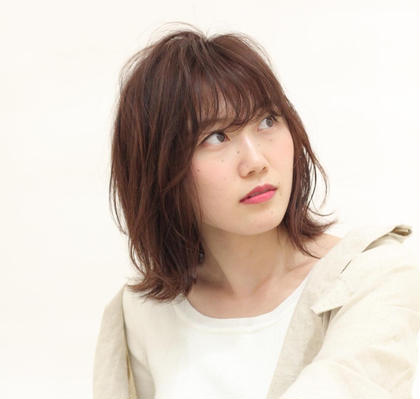hair therapy sara所属の橋本真優