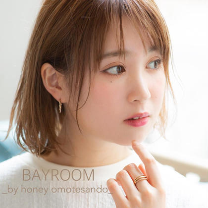 BAYROOM byhoneyomotesando所属の優香yuuka