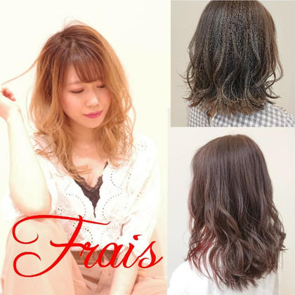 Hair Frais Make Tout所属の室岡佐季