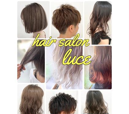 Hair &NailLuce所属の中野陽太
