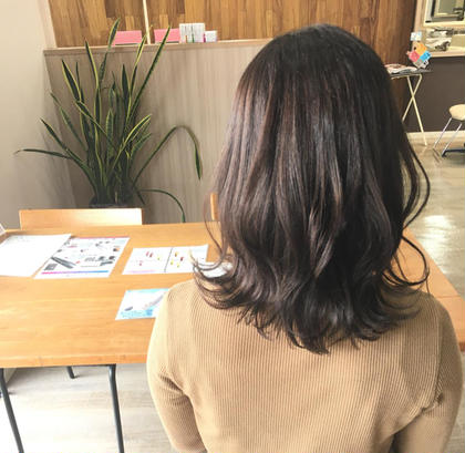 SoraHairDesign別府店所属の福岡正美