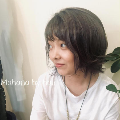 mahanabyhair所属の佐藤彩