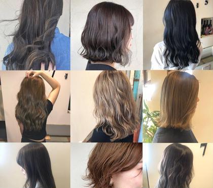 hair's beau aRc所属の井上奈々美