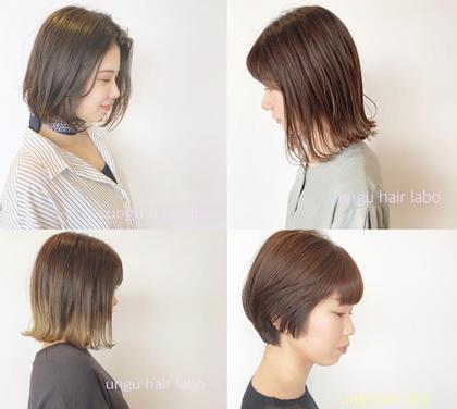 ungu hair labo所属の降矢 陽香(フルヤ ヨウカ)