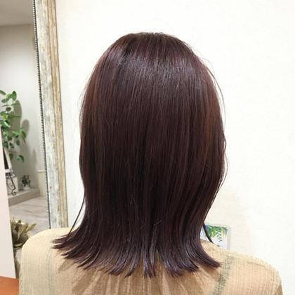 Tintmake&hair所属の齋藤まりな