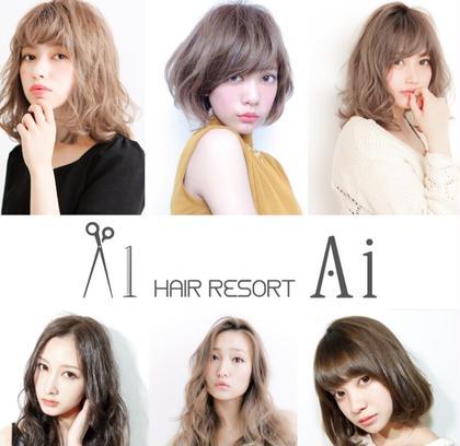 hair resort Ai 西日暮里店所属の笠原慧