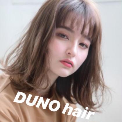 DUNO  hair所属の鈴木佑弥