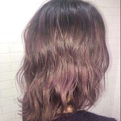 Hair&Make Guarendo 池上店所属の仲野楓