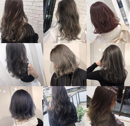 hair&make lucia近鉄奈良駅前2nd所属のlucia奈良2nd