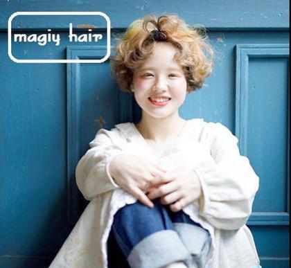 magiyhair(Sora Co.,Ltd)所属の西部笑