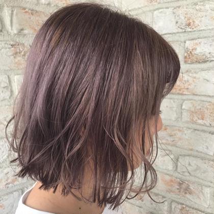 HAIR GALLERY  Avant所属の安谷朱里