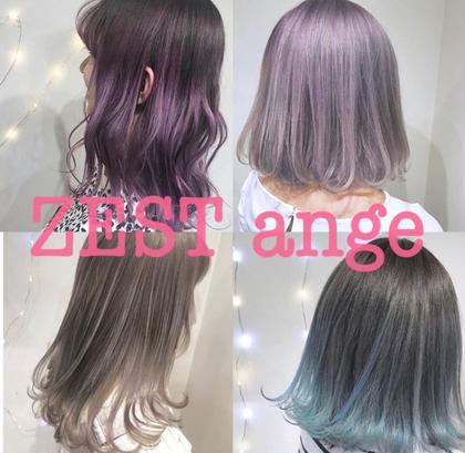 ZEST ange所属の金井琴梨