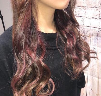 hair&makeearth琴似店所属の浅黄珠那