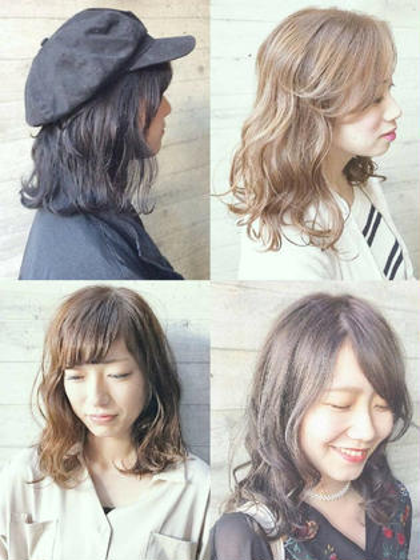 hair&makeEARTH天文館店所属の坂口健太